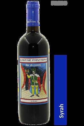 CANTINE PRIVITERA - Syrah Terre Siciliane IGT