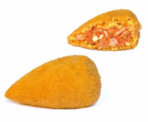 IL SOLE DI SICILIA - Arancini al Salmone