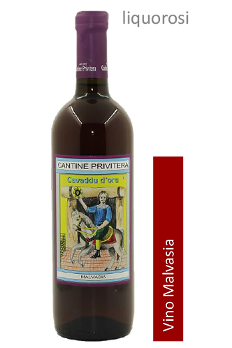 CANTINE PRIVITERA - Malvasia Terre Siciliane IGT
