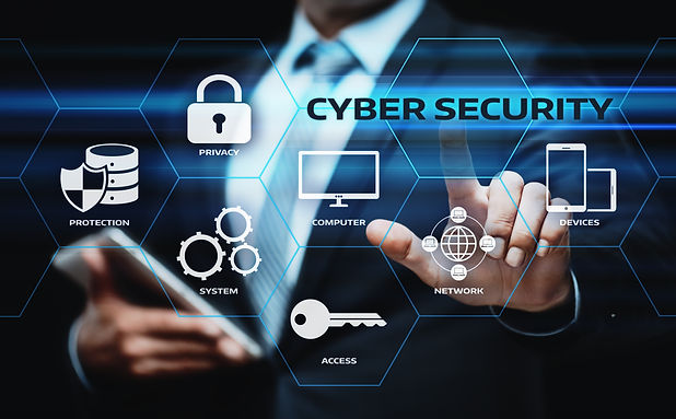 Cyber Security Data Protection Business