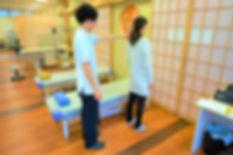 運動療法姿勢評価
