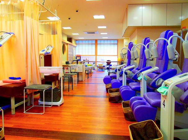 リハビリテーション室 物理療法