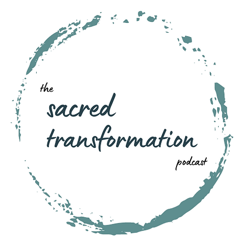 sacred transformation podcast