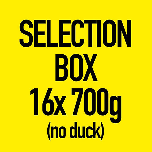 16x 700g Selection Box (No Duck)