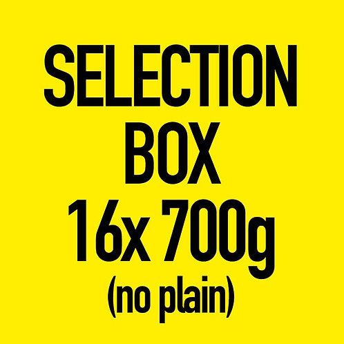 16x 700g Selection Box (No Plain)