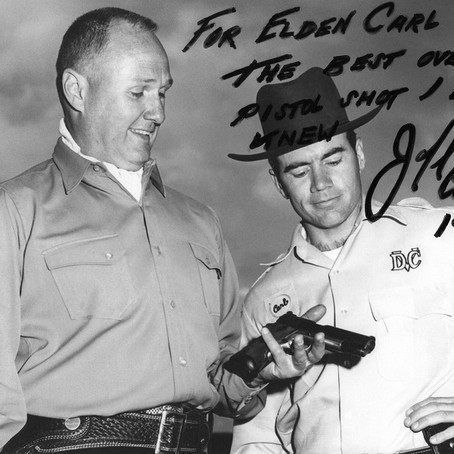 Letter from Jeff Cooper to George Cretton