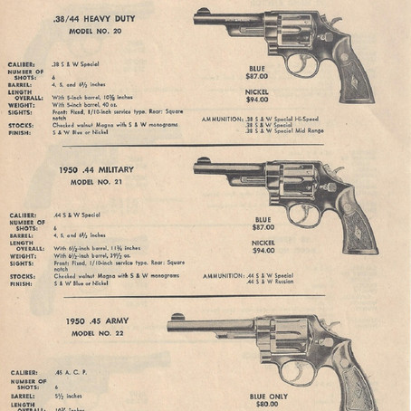 The Historical Record: Elden Carl and the .44 Magnum