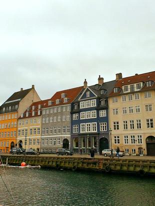 Como llegar al centro de Copenhague desde el aeropuerto en metro