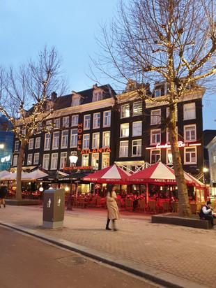 Como ir de Bruselas a Ámsterdam