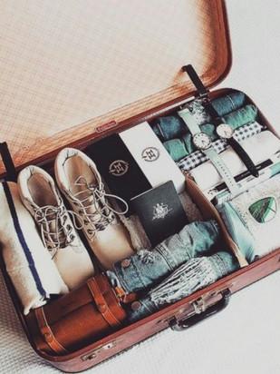 Accesorios para viajes (parte 1)