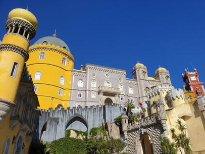 Como ir de Lisboa a Sintra