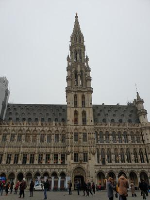 Como ir de Ámsterdam a Bruselas