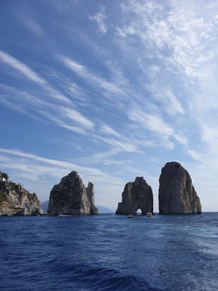 Como llegar a Capri desde Nápoles