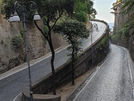 Como ir de Nápoles a Sorrento