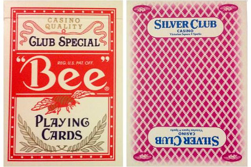 Bee Silver Club Casino Pink