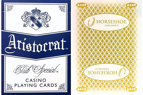 Aristocrat Horseshoe Cincinnati Yellow