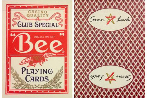 Bee Sevenluck Casino Red