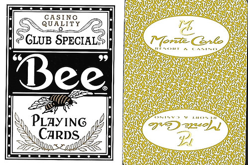 Bee Monte Carlo Casino Gold
