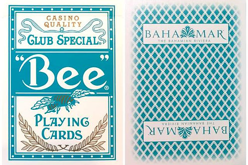 Bee Bahamar Casino Turquoise