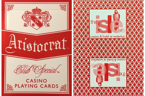 Aristocrat The Isle Casino of Waterloo Red