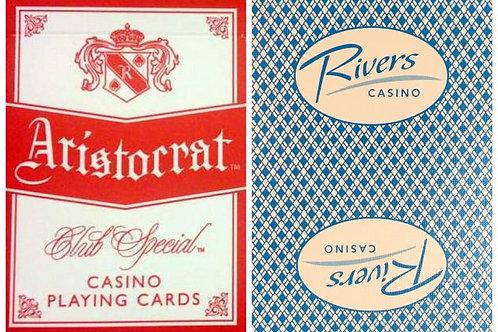 Aristocrat Rivers Casino Cyan