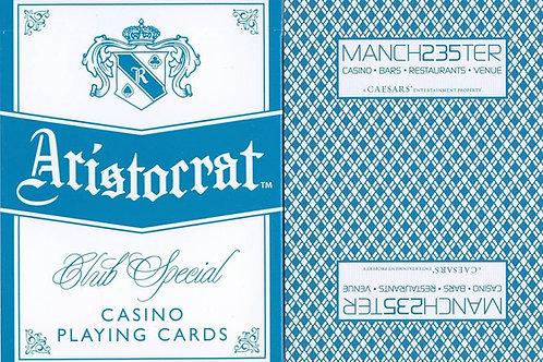 Aristocrat Manch235ter Casino Caesars Turquoise