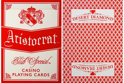 Aristocrat Desert Diamond Casino Red