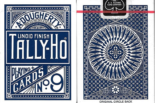 Tally-Ho (Blue Circle Back)
