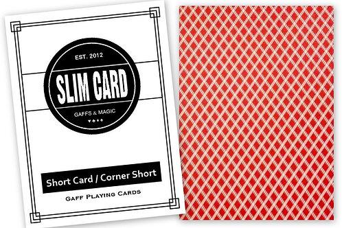 Short Card / Corner Short