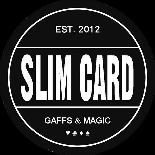 Slim Card Sticker 2.5''