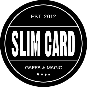 Slim Card l Gaffs & Magic
