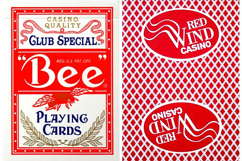 Bee Red Wind Casino Red