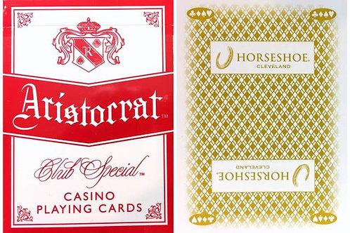 Aristocrat Horseshoe Cleveland Yellow