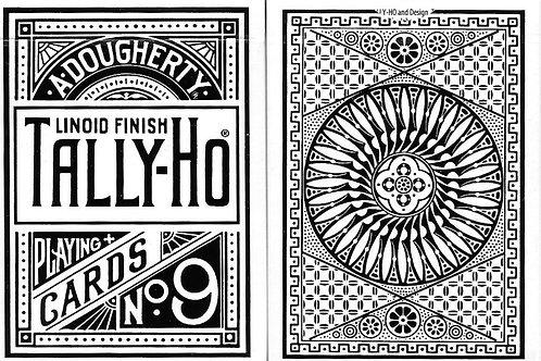 Tally-Ho No.9 (White)