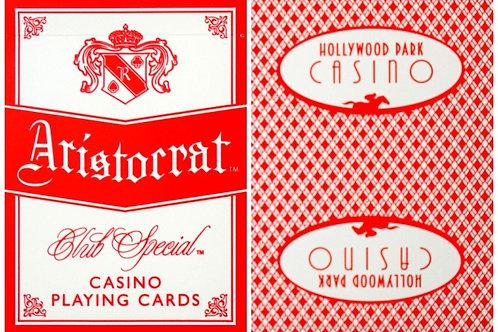 Aristocrat Hollywood Park Casino Red