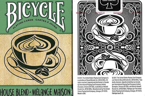 Bicycle House Blend Green