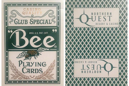 Bee Northern Quest Casino Green