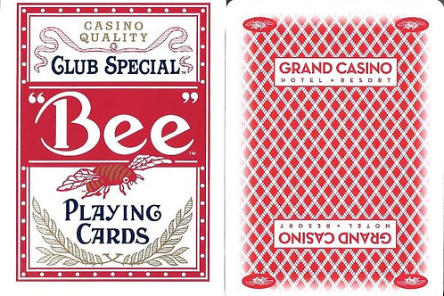 Bee Grand Casino Red