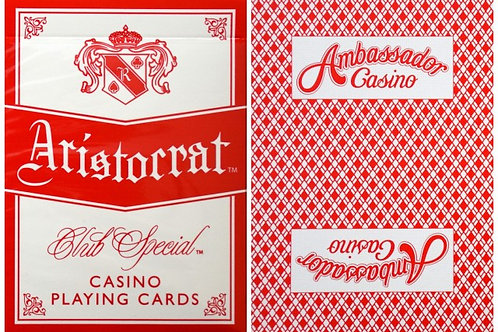 Aristocrat Ambassador Red