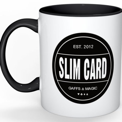 Coffee Mug Slim Card
