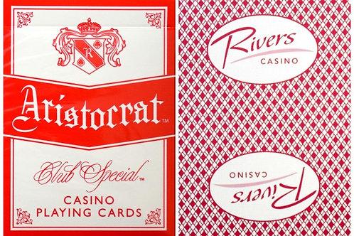 Aristocrat Rivers Casino Red