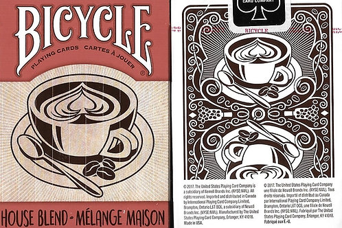 Bicycle House Blend Red