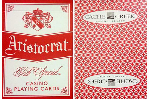Aristocrat Cache Creek Casino Red