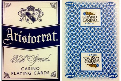 Aristocrat Grand Casino Blue (Jumbo)