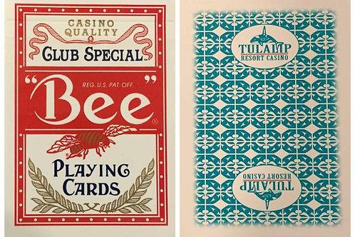 Bee Tulalip Casino Turquoise