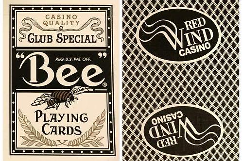 Bee Red Wind Casino Black