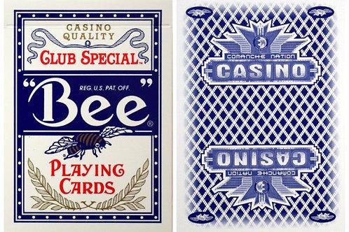 BeeCasino Comanche Nation Casino Blue