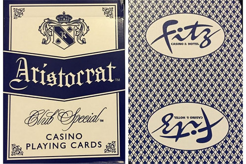 Aristocrat Fitz Casino Blue