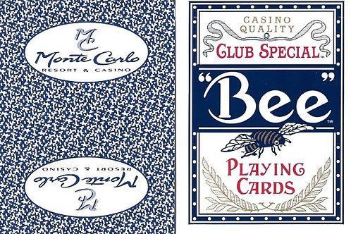 Bee Monte Carlo Casino Blue