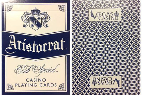 Aristocat Las Vegas Casino Blue